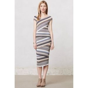 🌈 SOLD 🌈 BAILEY 44 stripe column tiered dress